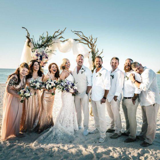 Key West is a great Wedding Destination